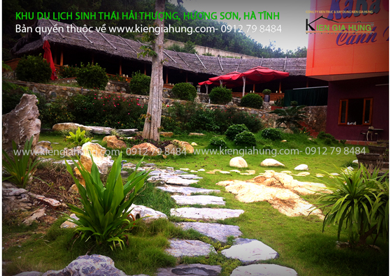 RESORT HA TINH 1